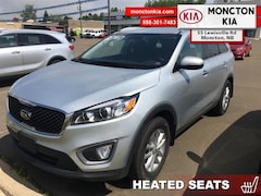 New 2016 Kia Sorento 2.0L Turbo LX+ -  Bluetooth - $243.91 B/W SUV 5XYPGDA12GG136594 for sale in Moncton, NB at Moncton Kia