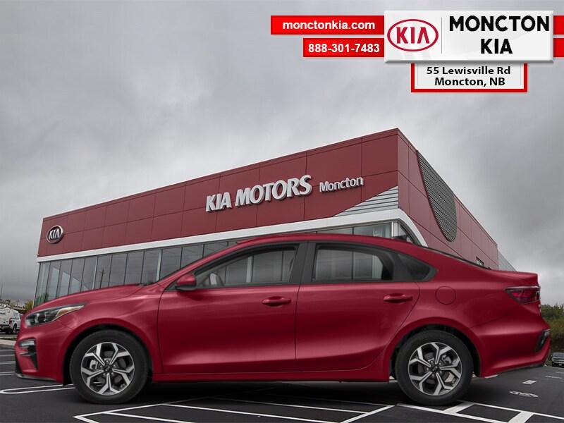 2019 Kia Forte - $133.61 B/W Sedan Automatic [] 2.0L Radiant Red Metallic