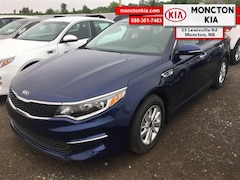 New 2016 Kia Optima - $179.10 B/W Sedan 5XXGT4L35GG019087 for sale in Moncton, NB at Moncton Kia
