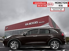 New 2018 Kia Niro EX Premium - Sunroof -  Heated Seats - $188.67 B/W SUV KNDCC3LC6J5168483 for sale in Moncton, NB at Moncton Kia