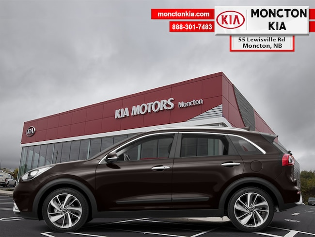 2018 Kia Niro EX Premium - Sunroof -  Heated Seats - $183.90 B/W SUV Automatic [] 1.6L Espresso