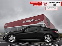 Used 2016 Hyundai Genesis Coupe 3.8 R-Spec - Non-Smoker - $148.39 B/W Coupe KMHHT6KJ8GU134174 for sale in Moncton, NB at Moncton Kia
