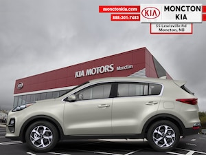 2020 Kia Sportage LX - Kia Value -  Kia Reputation