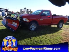 2018 Ram Custom 2500 w/Snow Plow 4X4 8' BOX Regular Cab