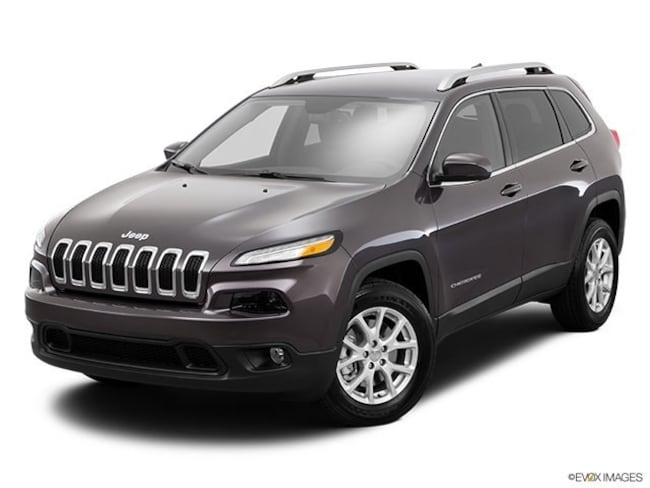 2016 Jeep Cherokee Limited FWD SUV