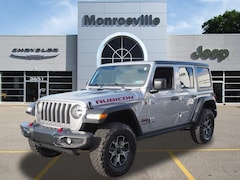 Used Chrylser & Jeep 2018 Jeep Wrangler Unlimited Rubicon 4x4 SUV for Sale in Monroeville, PA