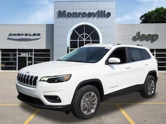 New Chrysler & Jeep 2020 Jeep Cherokee LATITUDE PLUS 4X4 Sport Utility for Sale in Monroeville, PA