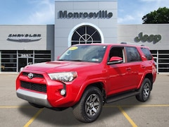 Used Chrylser & Jeep 2017 Toyota 4Runner SUV for Sale in Monroeville, PA