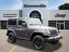 Used Chrylser & Jeep 2016 Jeep Wrangler JK Sport 4x4 SUV for Sale in Monroeville, PA