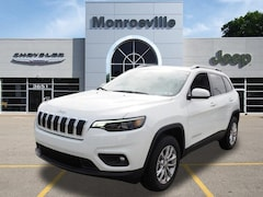 New Chrysler & Jeep 2019 Jeep Cherokee LATITUDE 4X4 Sport Utility for Sale in Monroeville, PA