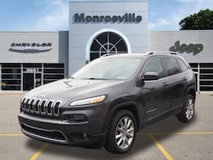 Used Chrylser & Jeep 2016 Jeep Cherokee Limited FWD SUV for Sale in Monroeville, PA