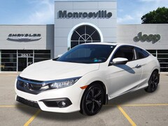 Used Chrylser & Jeep 2017 Honda Civic Touring Coupe for Sale in Monroeville, PA