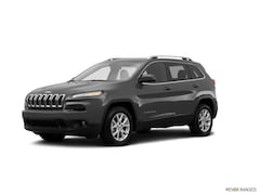 Used Chrylser & Jeep 2015 Jeep Cherokee Latitude 4x4 SUV for Sale in Monroeville, PA