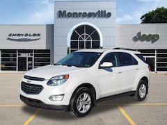 Used Chrylser & Jeep 2017 Chevrolet Equinox LT w/1LT SUV for Sale in Monroeville, PA