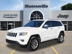 Used Chrylser & Jeep 2015 Jeep Grand Cherokee Limited 4x4 SUV for Sale in Monroeville, PA