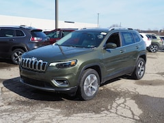 New Chrysler & Jeep 2019 Jeep Cherokee LIMITED 4X4 Sport Utility for Sale in Monroeville, PA