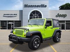 Used Chrylser & Jeep 2013 Jeep Wrangler Sport SUV for Sale in Monroeville, PA