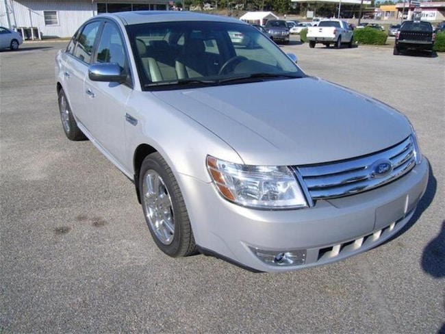 2009 Ford Taurus Limited Sedan