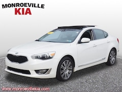 Certified Pre-owned 2015 Kia Cadenza Premium FWD Sedan for Sale in Monroeville PA