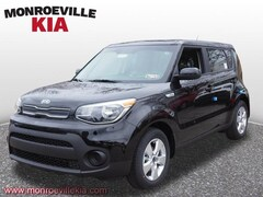 New 2019 Kia Soul Base Hatchback for Sale in Monroeville PA