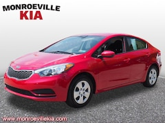Certified Pre-owned 2016 Kia Forte LX FWD Sedan for Sale in Monroeville PA