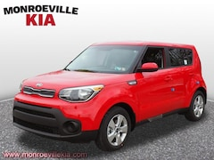 New 2019 Kia Soul Hatchback for Sale in Monroeville PA
