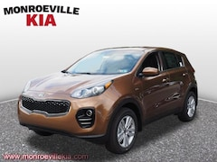 New 2019 Kia Sportage LX SUV for Sale in Monroeville PA