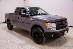 2014 Ford F-150 XLT/4X4 Truck SuperCab