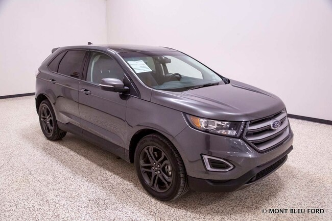 2018 Ford Edge SEL/AWD/NAVIGATION SUV