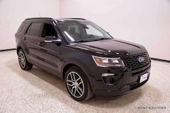 2018 Ford Explorer Sport/AWD/NAVIGATION/EXEC DEMO SUV