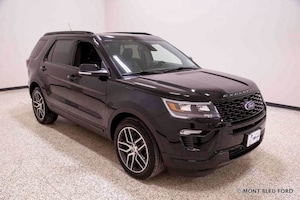 2018 Ford Explorer Sport/AWD/NAVIGATION/EXEC DEMO