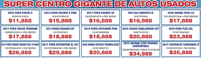 Used Cars at Ford of Montebello