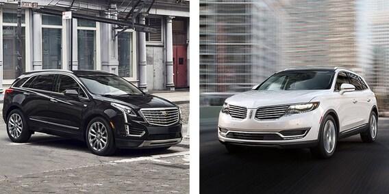 Lincoln Vs Cadillac >> Lincoln Mkx Vs Cadillac Xt5 Lincoln Of Cincinnati