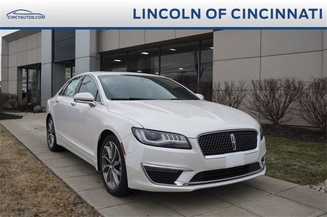 2019 Lincoln MKZ Reserve I Car in Cincinnati at Montgomery Lincoln