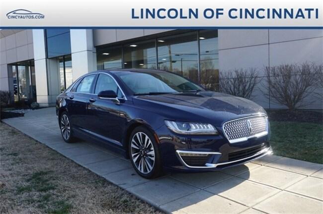 2019 Lincoln MKZ Reserve II Car in Cincinnati at Montgomery Lincoln