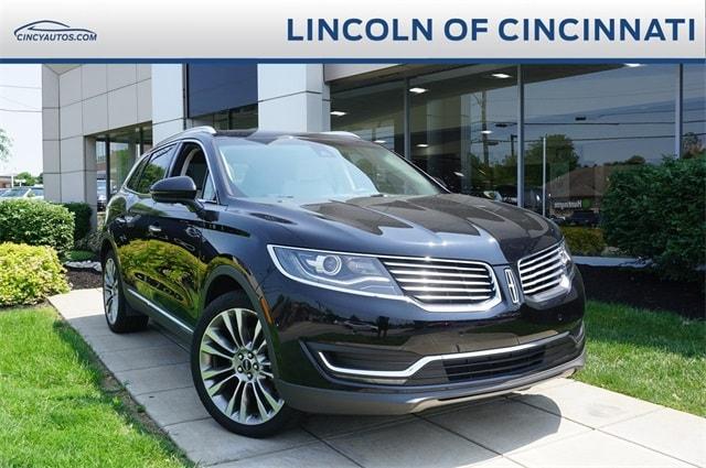 2016 Lincoln MKX SUV