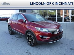 Certified Pre-Owned 2017 Lincoln MKC Reserve SUV 5LMTJ3DH2HUL50464 for Sale in Cincinnati