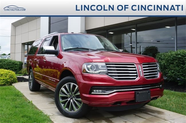 Certified Used 2016 Lincoln Navigator L Select SUV for Sale