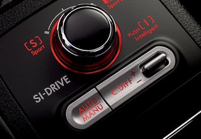 Subaru wrx drive mode