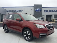 Certified 2018 Subaru Forester Limited SUV in Montgomery