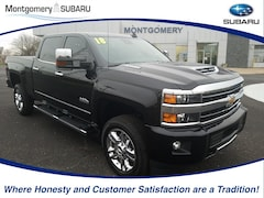 Used 2018 Chevrolet Silverado 2500HD 4WD High Country in Montgomery