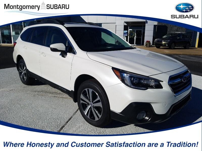 New 2019 Subaru Outback Limited In Montgomery Al Vin
