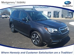 Certified 2018 Subaru Forester 2.5i Limited w/ Eyesight & Navigation SUV in Montgomery