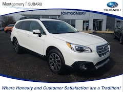 Certified 2017 Subaru Outback 2.5i Limited SUV in Montgomery