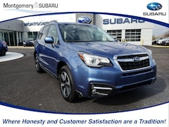 Certified 2017 Subaru Forester 2.5i Limited w/ Eyesight & Navigation SUV in Montgomery
