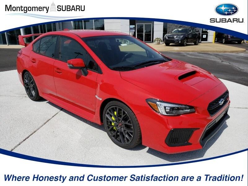 2019 Subaru WRX STI Sedan in Montgomery, AL