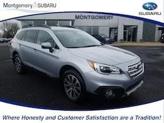 Certified 2017 Subaru Outback 2.5i Limited w/ Eyesight & Navigation SUV in Montgomery