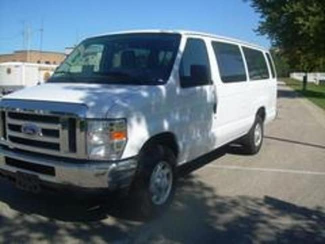 2014 Ford Econoline 350 Super Duty XLT Van
