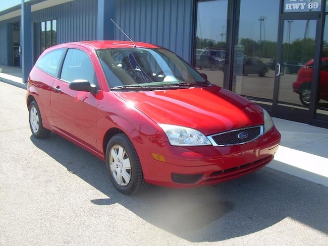 2007 Ford Focus ZX3 Hatchback