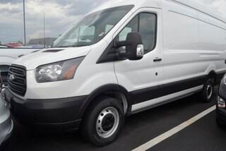2019 Ford Transit-350 Base w/Sliding Pass-Side Cargo Door Van High Roof Ext. Cargo Van